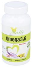 Omega 3 Y Omega 6 (A.De Borraja Y Salmon)120Perlas