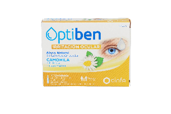 Optiben Ojos Irrit Unid 10Amp