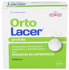 Ortolacer Protabs Plus 20 Comprimidos - Ortolacer