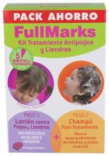 Pack Fullmarks Locion + Champu