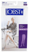 Panty Comp Fuerte 280 Den Jobst Medical Legwear - Varios