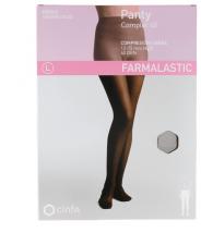 Panty Comp Ligera Farmalastic 40 Den Camel T- Me