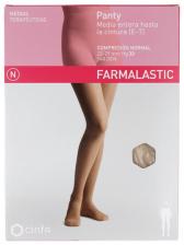 Panty Comp Normal 140 Den Farmalastic Beige T- M - Cinfa