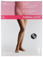 Panty Comp Normal 140 Den Farmalastic Negro T- P