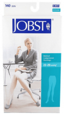 Panty Jobst Compresion Normal Negro Talla 3 - Bsn Medical