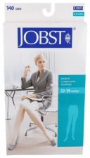 Panty Jobst Compresion Normal Negro Talla 4 - Bsn Medical