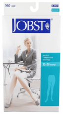 Panty Jobst Compresion Normal Negro Talla 5 - Bsn Medical