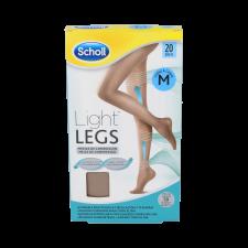Panty Scholl Light Legs 20 Den Carne M