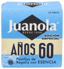 Pastillas Juanolas Años 60 27 Gr - Angelini