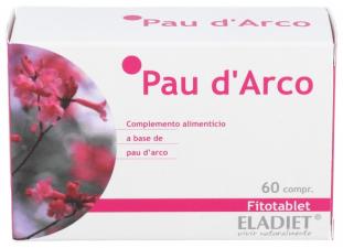 Pau D,Arco 60 Ccomprimidos Eladiet - Eladiet