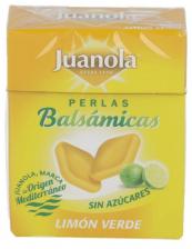 Perlas Juanola Limon Verde 25 G