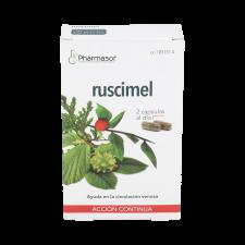 Pharmasor Ruscimel Accion Continua 30 Caps