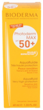 Photoderm Max Aquafluide Neutro 50+ Bioderma