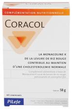 Coracol 60 Comprimidos - Pileje