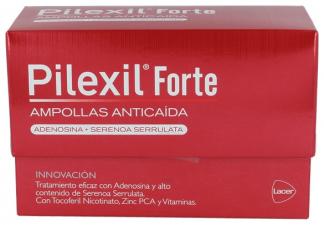 Pilexil Forte Anticaída Ampollas.