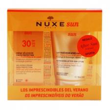 Nuxe Sun Crema Facial Deliciosa Alta Protección Spf 30 50 Ml.