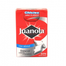 Chicles Juanola Regaliz 14 Gr.