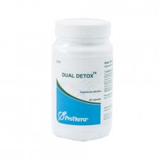 Dual Detox 60 Cápsulas Prothera