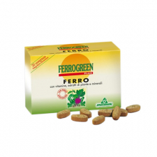 Ferrogreen Plus 30 Comprimidos