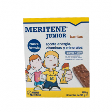 Meritene Junior 6 Barritas