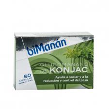 Biomanán Glucomanano 60 Cápsulas.
