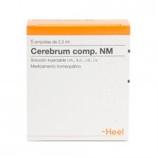 Cerebrum compositum NM 5 ampollas 2,2 ml