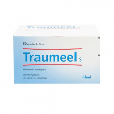 Traumeel S 50 ampollas 2,2 ml