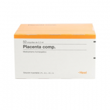 Placenta compositum 50 ampollas 2,2 ml