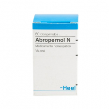 Abropernol N 50 comprimidos