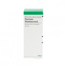 Ferrum-Homaccord 30 ml gotas