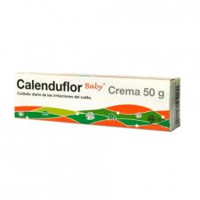 Calenduflorbaby Crema 50 G
