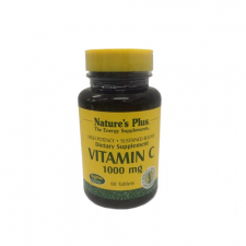Vitamin C 1000 mg Nature´s Plus 60 Tabletas