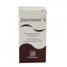 Jsostoma S 150 Comprimidos Dhu