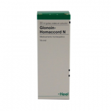 Glonoin Homaccord Gotas 30 Ml Heel