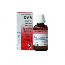 R-55 10 Ampollas Dr. Reckeweg