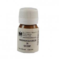 Manganum Sulfuricum 120 Comp.