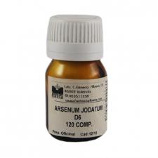 Arsenum Jodatum 120 Comp.