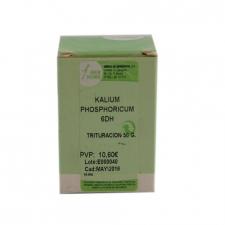 Kalium Phosphoricum 6Dh Trituracion 50 Gr Iberhome