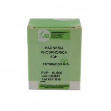 Magnesia Phosphorica 6Dh Trituracion 50 Iber Hom