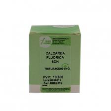 Calcarea Fluorica 6Dh Trituracion 50Gr Iberhome
