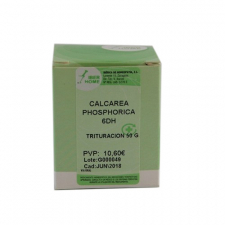 Calcarae Phosphorica 6Dh Trituracion 50Gr Iberhome