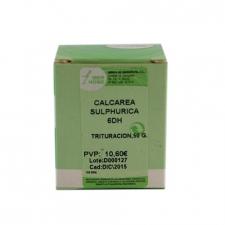 Calcarae Sulfurica 6Dh Trituracion 50Gr Iberhome