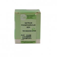 Natrum Phosphoricum 6Dh Trituracion 50Gr Iberhome