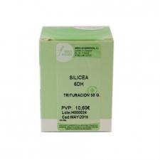 Silicea 6Dh Trituracion 50Gr Iberhome