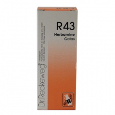 R-43 Gotas 50 Ml Dr. Reckeweg