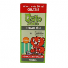 Osito Sanito Comilon Jarabe 200 Ml Tongil
