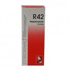 R-42 Haemovenin 10 Ampollas Reckeweg