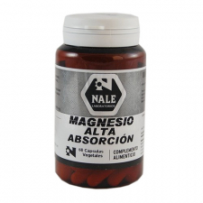 Magnesio Alta Absorcion 60 Capsulas Nale