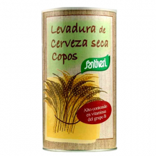 Levadura Seca De Cerveza Copos 200Gr Santiveri