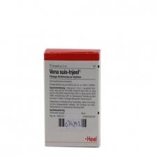 Vena Suis Injeel 10 Ampollas